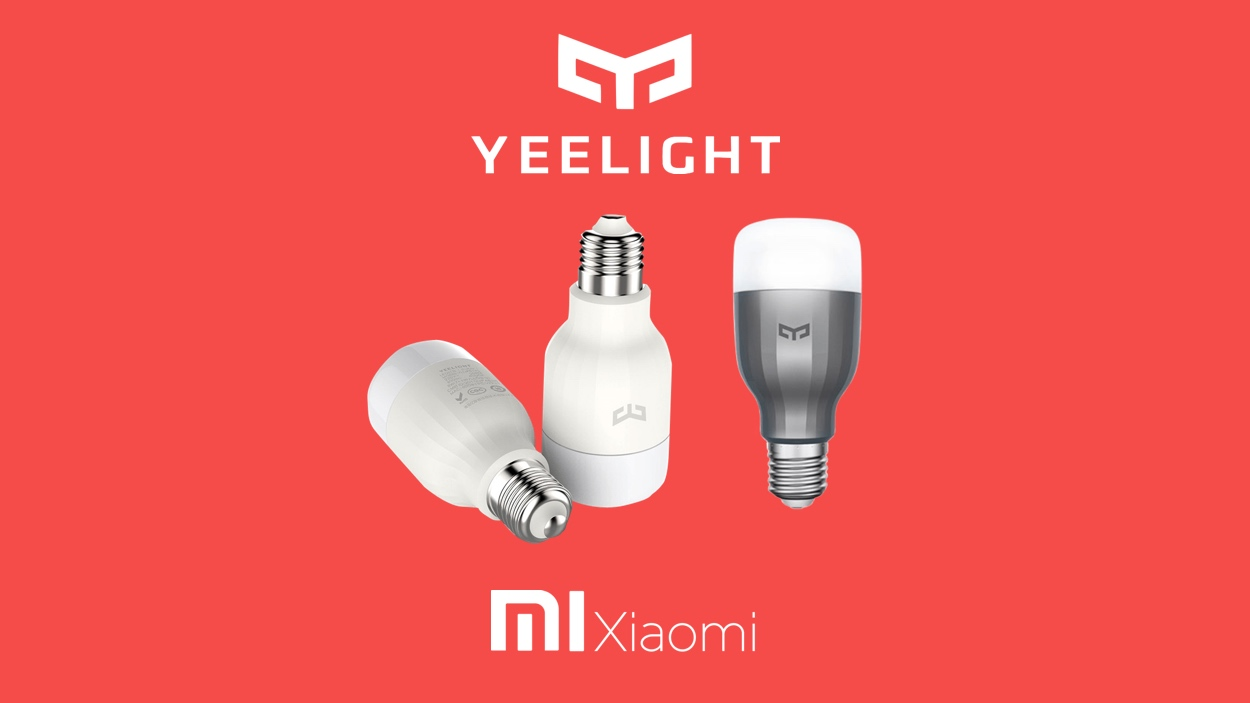 Xiaomi Yeelight Led Bulb Color Smart Light